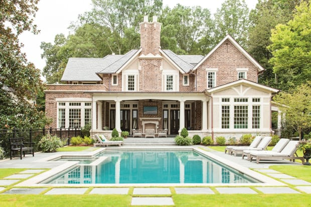 New Old Southern Tudor