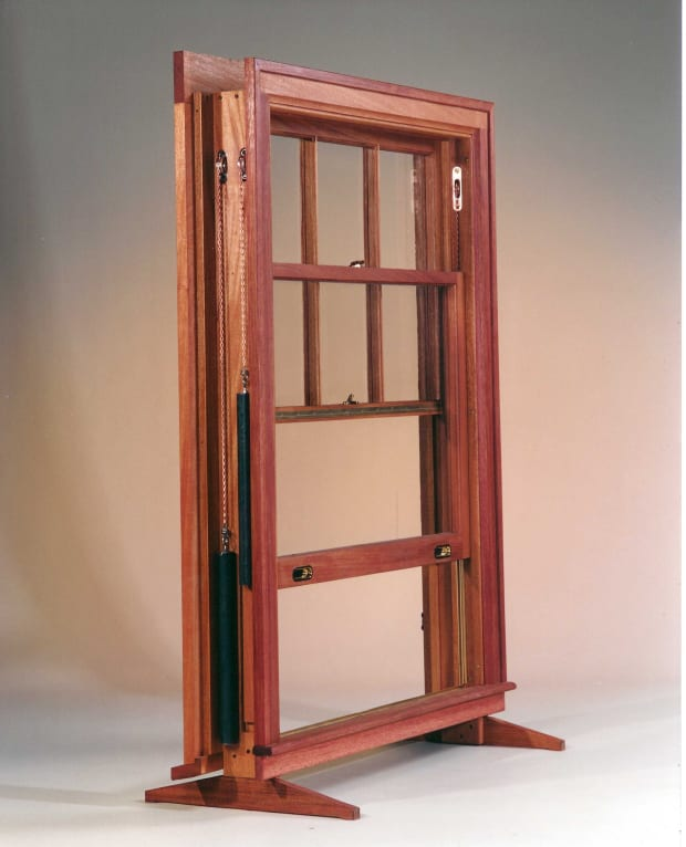 What's New in Wood Windows?