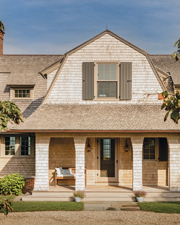 A New Old Shingle-Style Home by Albert, Righter & Tittmann