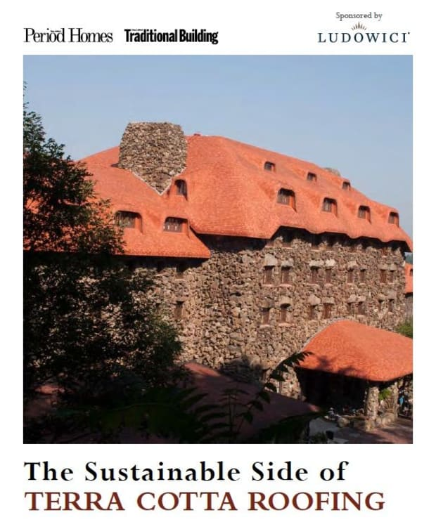 The Sustainable Side of Terra Cotta Roofing