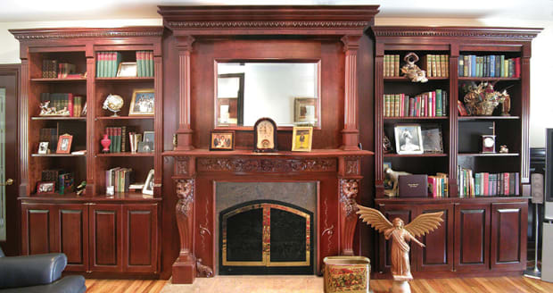 Architectural Antiques for the New Period Home
