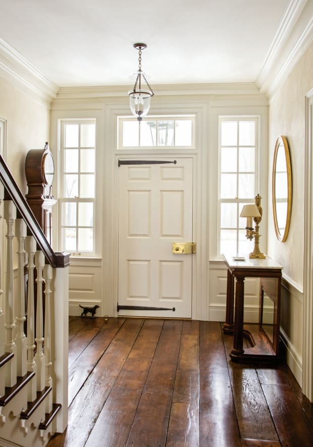 Creating a Period Entryway