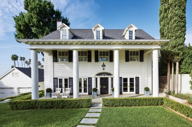 The Renovation of the Orson Welles Estate