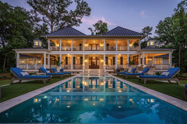 Susan Rochelle's Lowcountry House