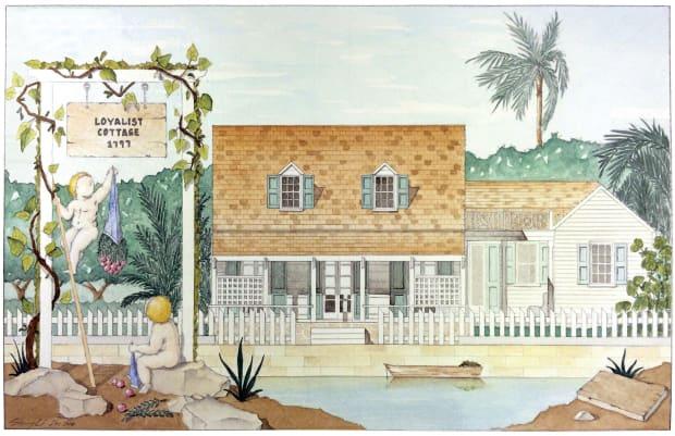 Loyalist Cottage on Harbour Island