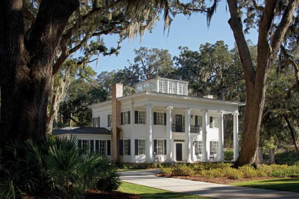 Greek Revival residence