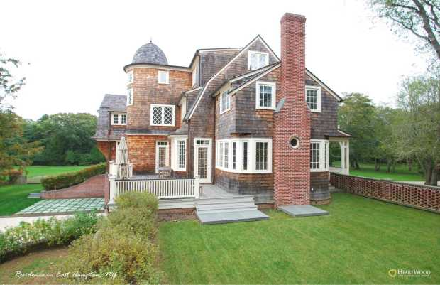 heartwood windows and doors shingled house new england