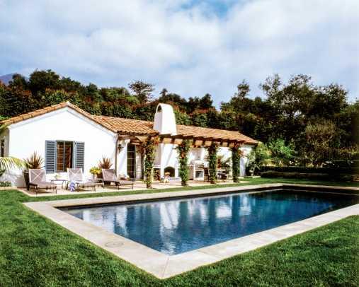 Michael Burch - 04 New Pool House