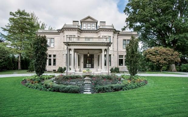 Slocum Hall Design Group Restores Riley Mansion
