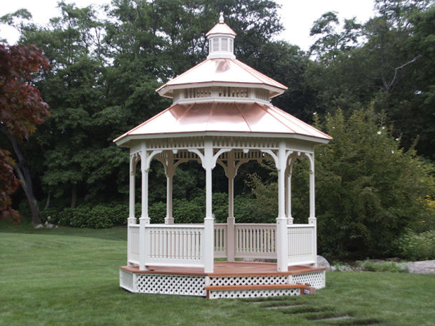 The Many Sides Of Period Gazebos Period Homes Magazine