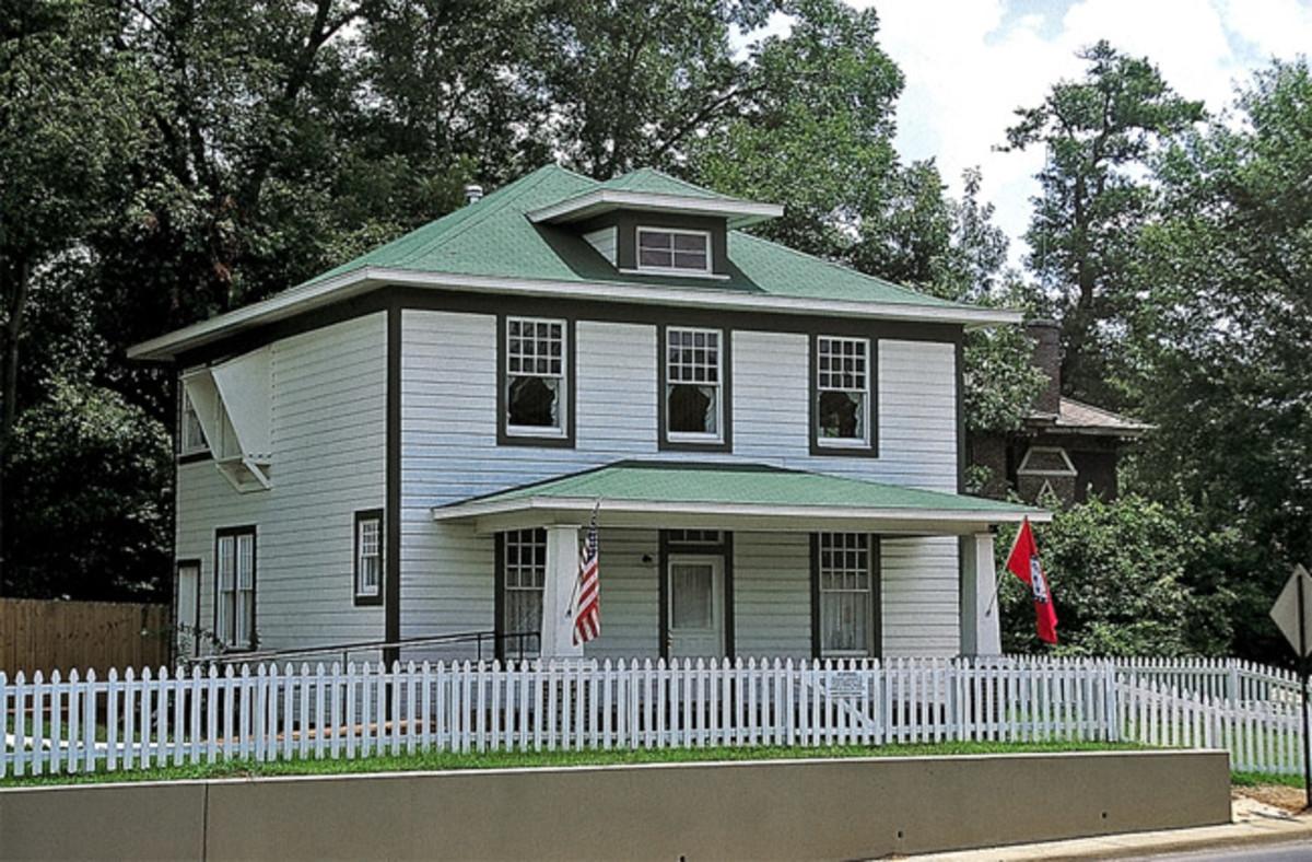 bill clinton birthplace