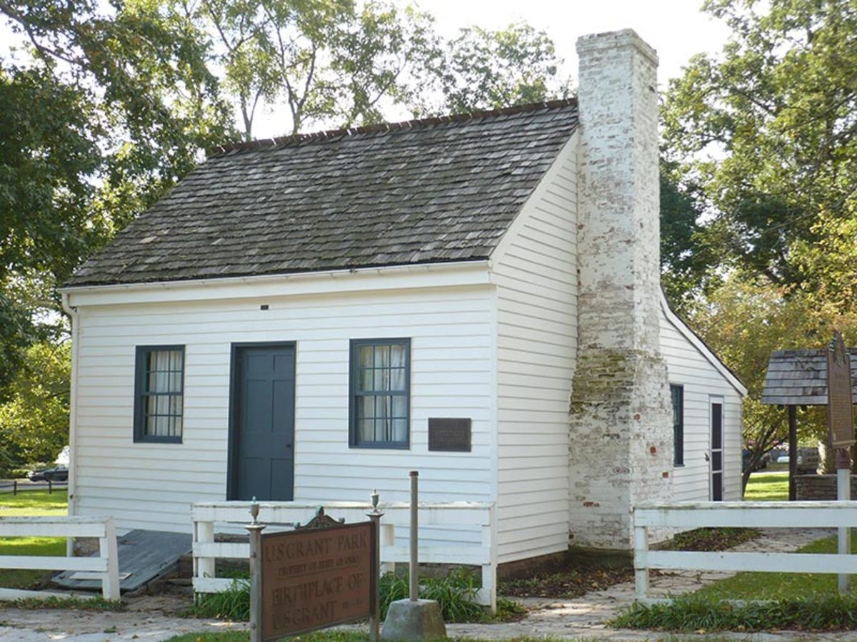 ulysses s grant birthplace