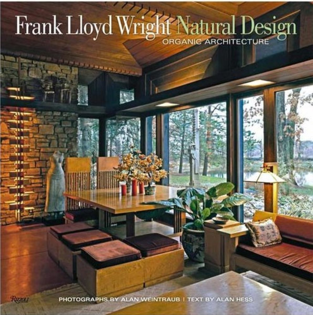 frank lloyd wright natural design organic architecture period
