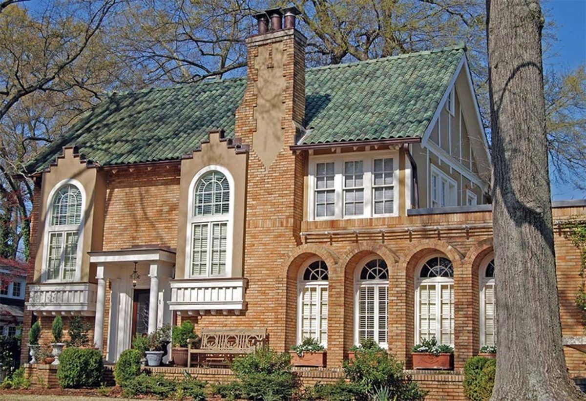 Taking Stock Of Terra Cotta Roof Tile Period Homes
