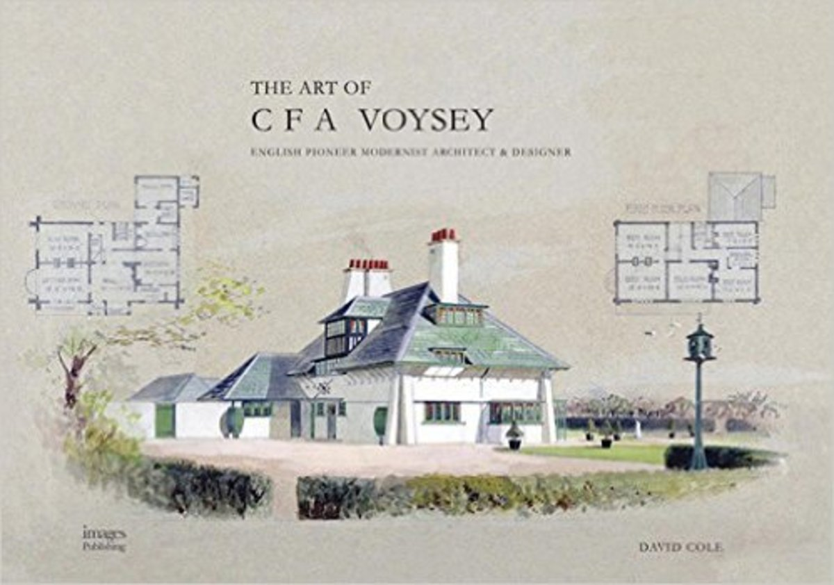 the art of CFA Voysey