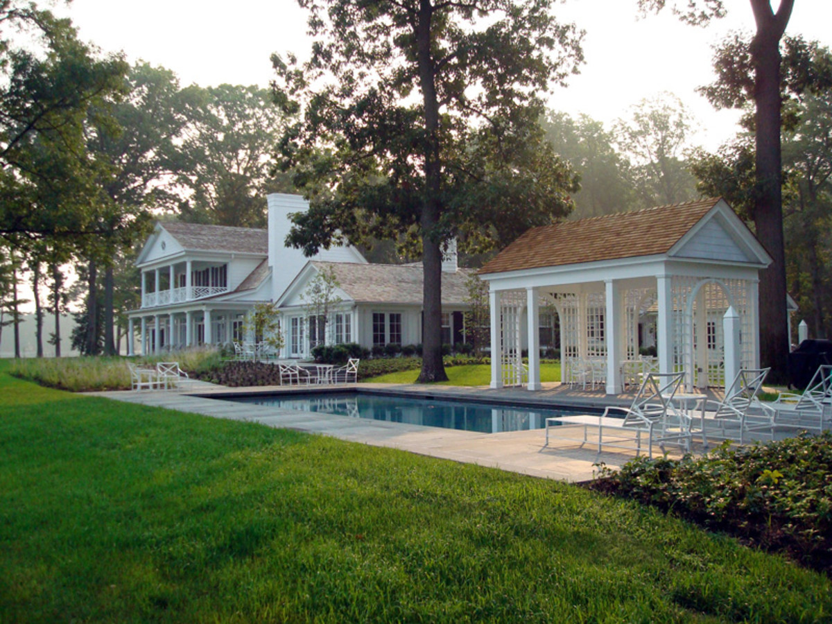 a new southern colonial revival period homes period homes magazine