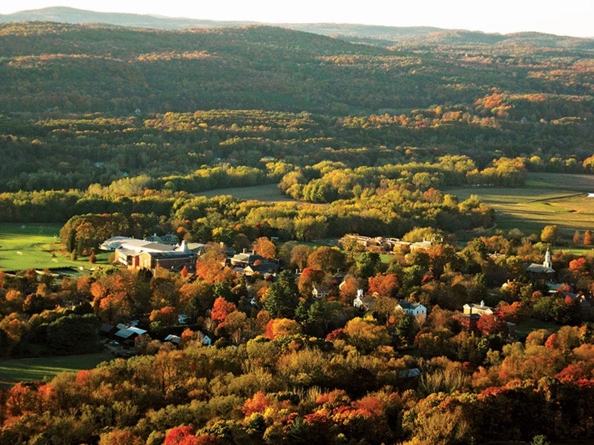 Learning From Deerfield Massachusetts Historic