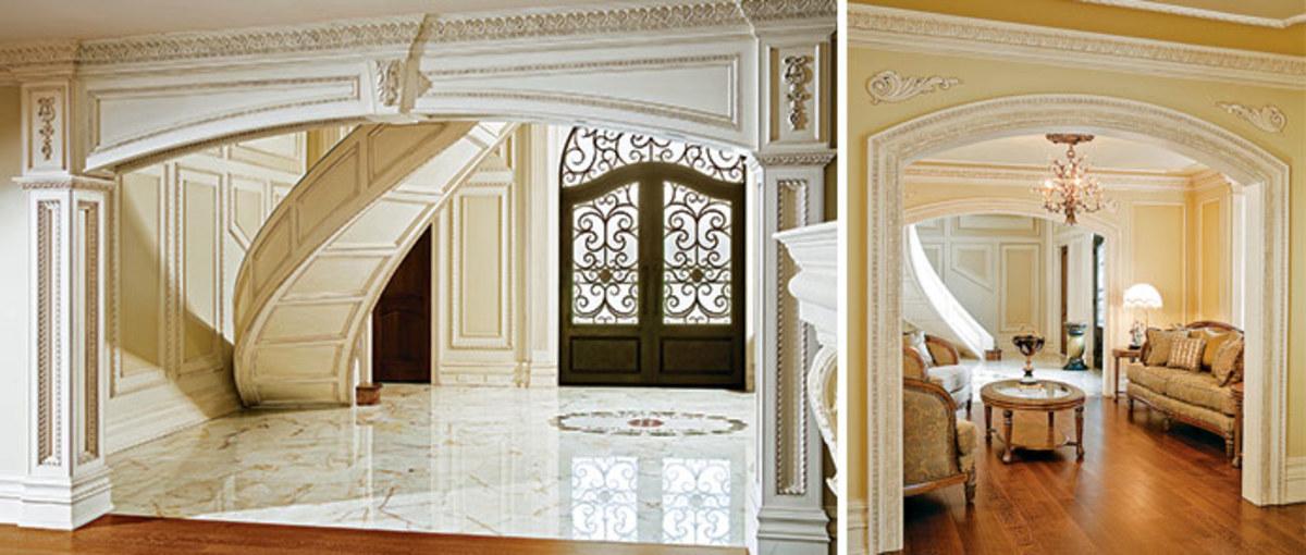 period homes interiors
