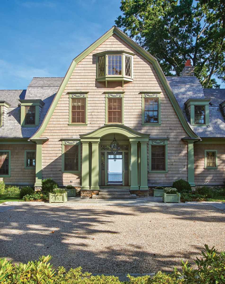 New Shingle Style Period Homes