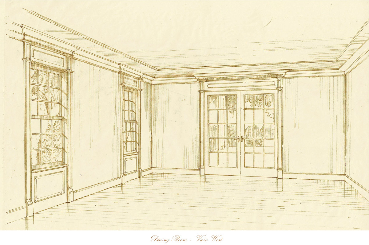 The Meaning of Mouldings - Classic Homes Design and Restoration ...