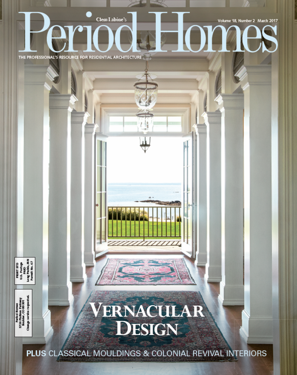 Period Homes | March 2017 - Classic Homes Design and Restoration ...