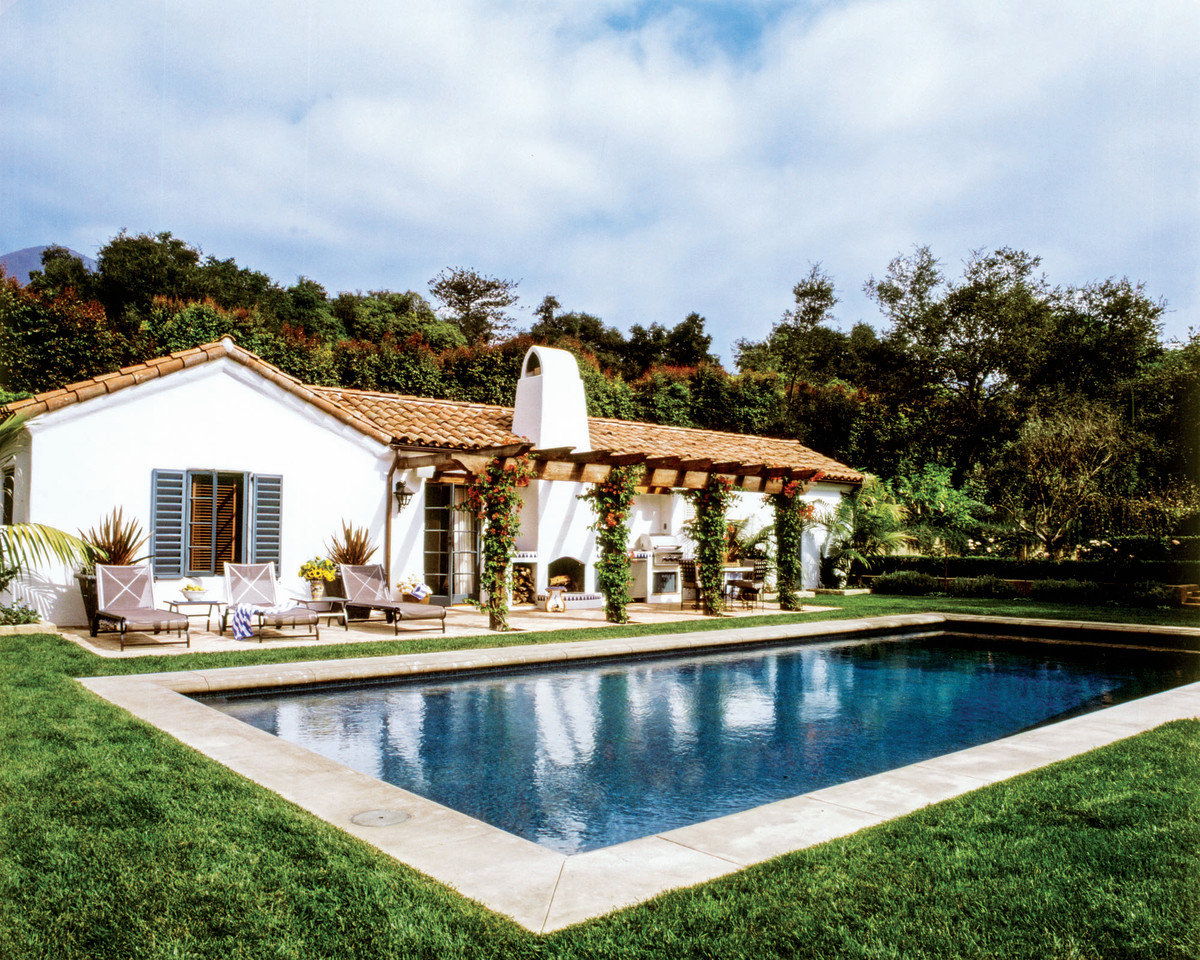 Spanish Colonial Revival Classic Homes Design And