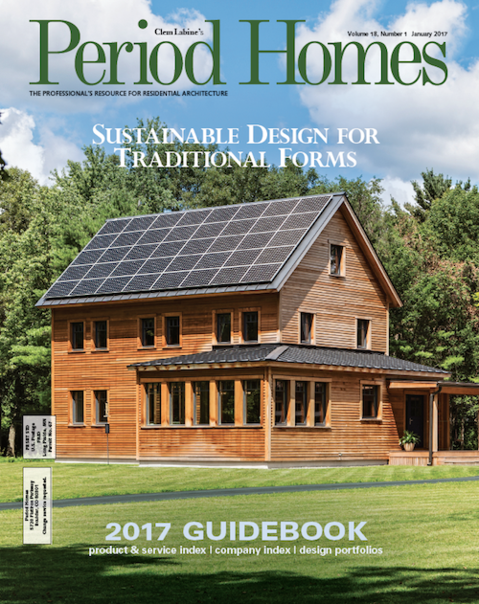 PeriodHomes Jan 2017 Cover