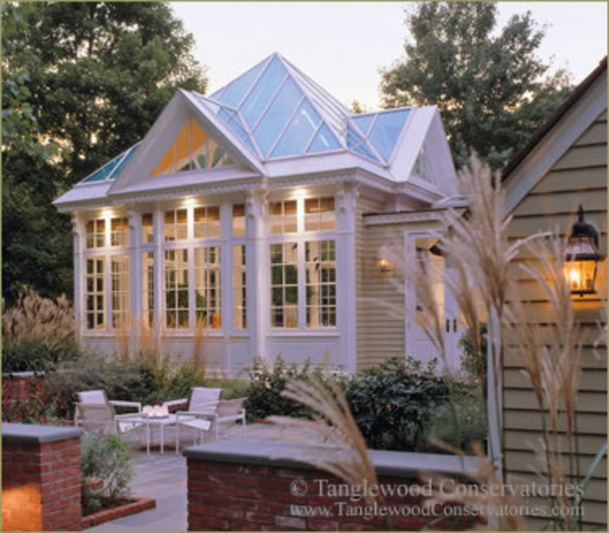 2016 Palladio Awards New Mediterranean Style Traditional: Tanglewood Conservatories