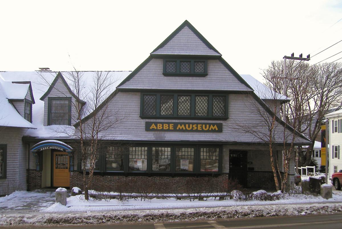 shingle style abbe museum