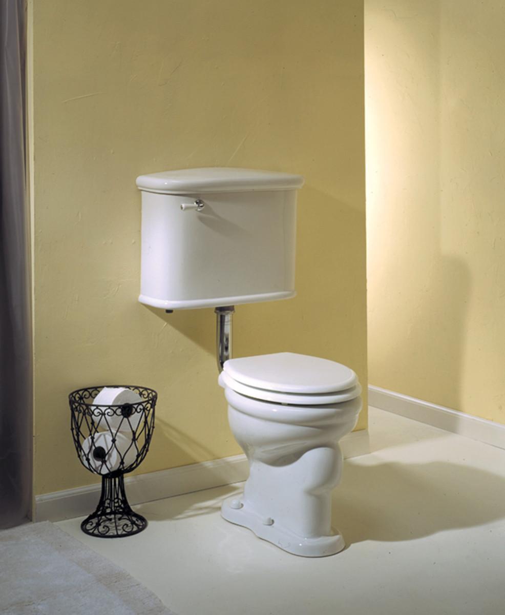 period style toilet