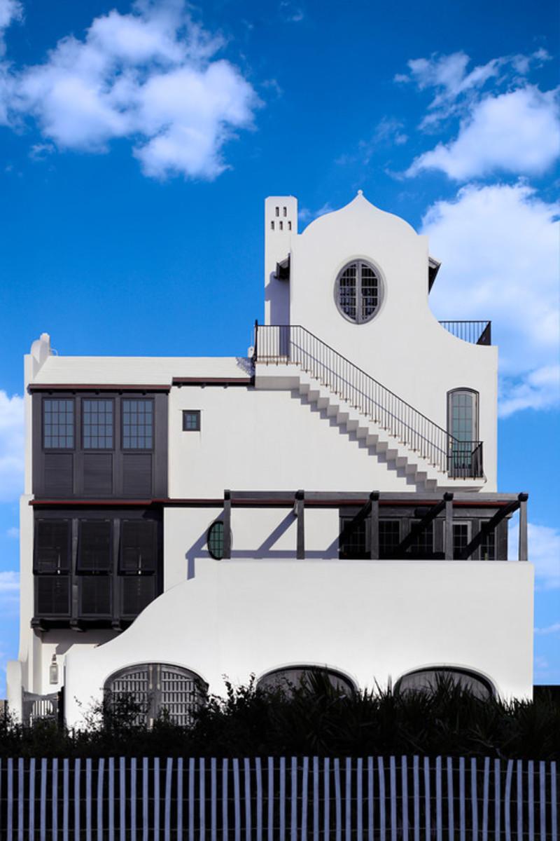 Villa on the Gulf, Jeff Dungan