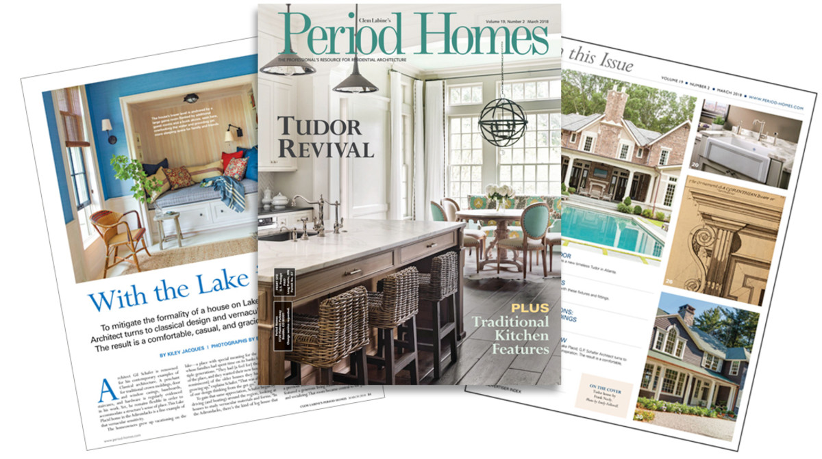 Digital Editions of Period Homes Magazine - Classic Homes Design and ...