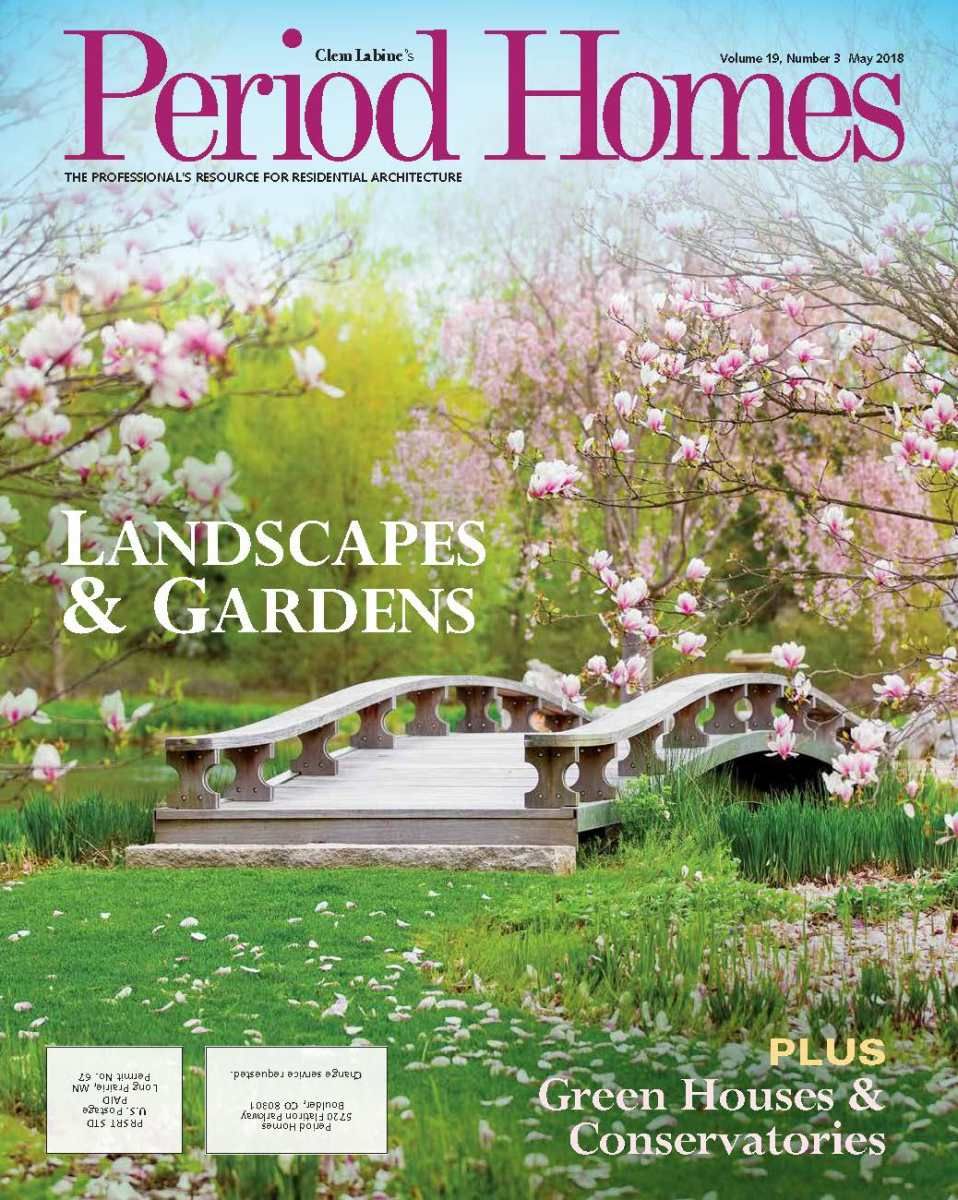 Period Homes May 2018 issue