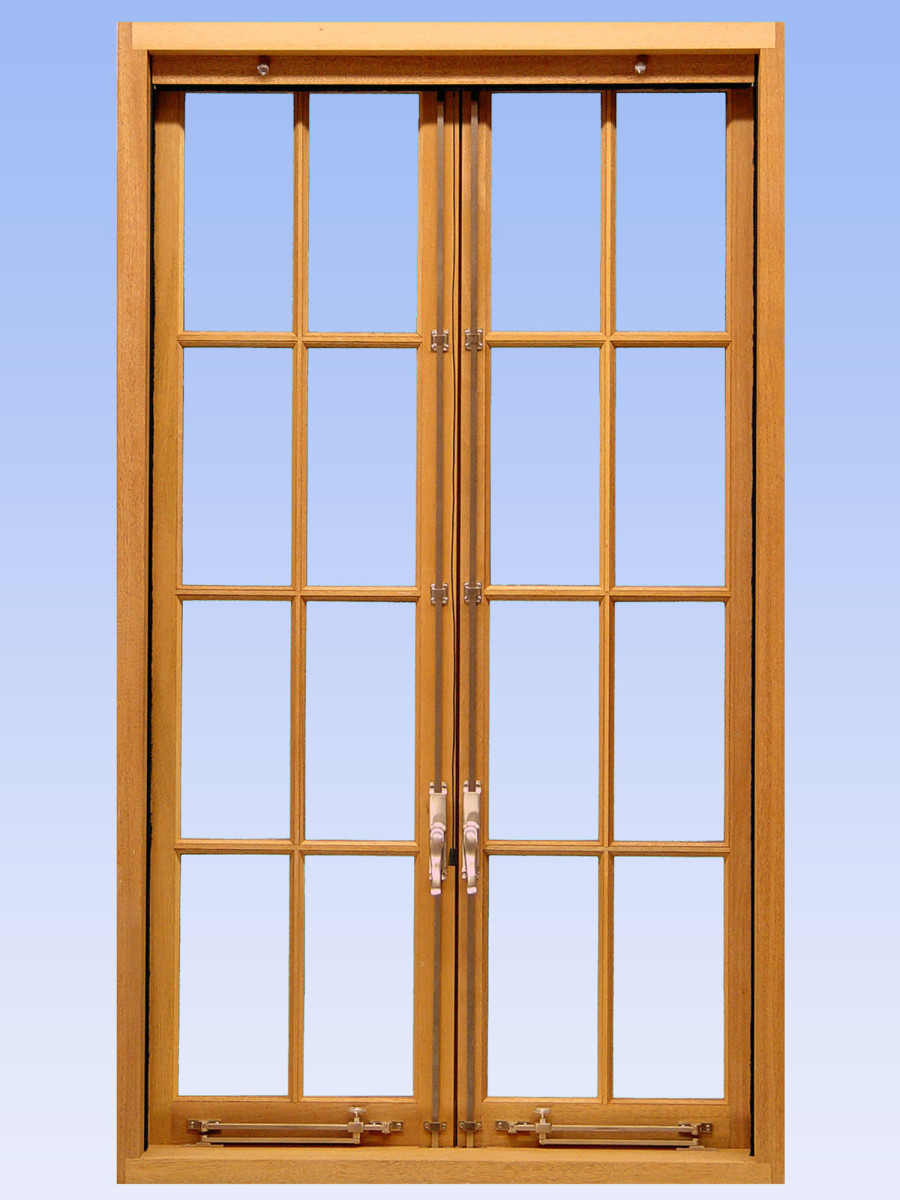 Casement Cremone Window