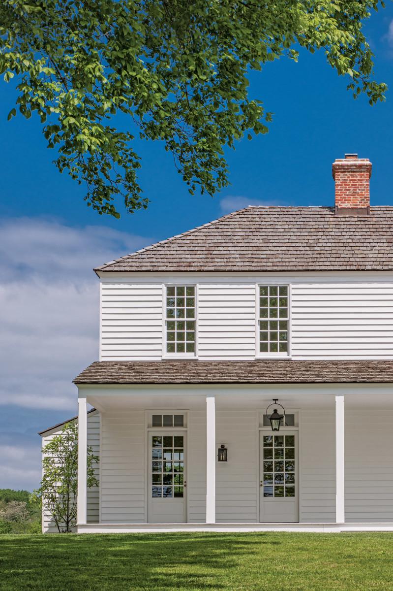 Jones & Boer Architects farmhouse