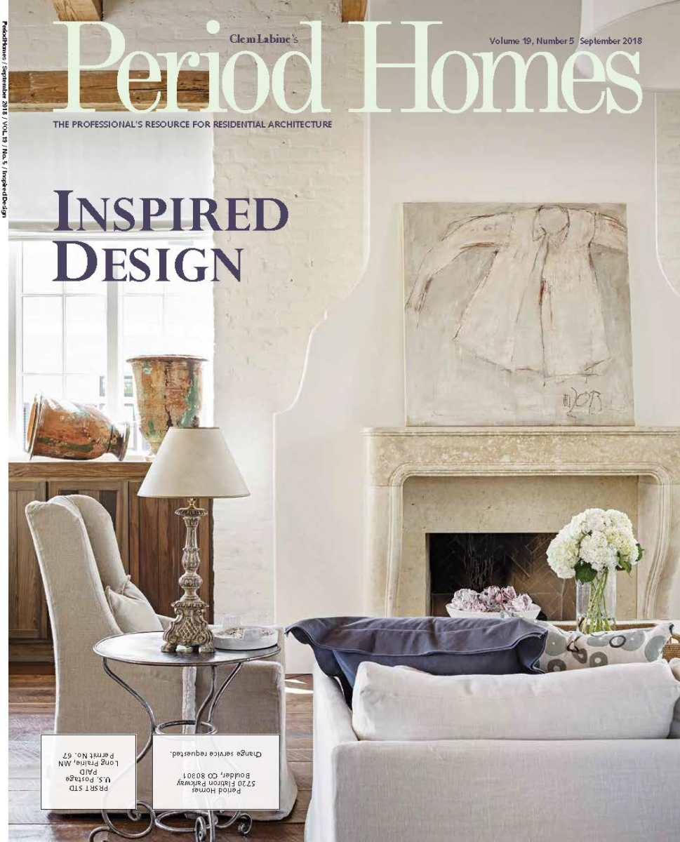 Period Homes Magazine September 2018