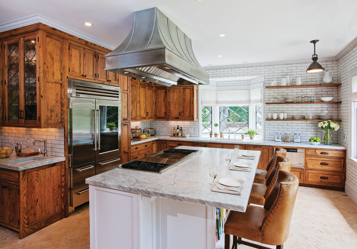 Crown Point Cabinetry specializes in storage inspired by the past.