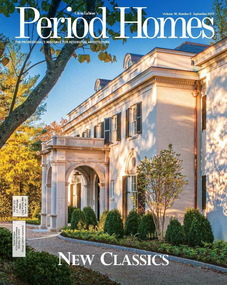 September 2017 Issue of Period Homes