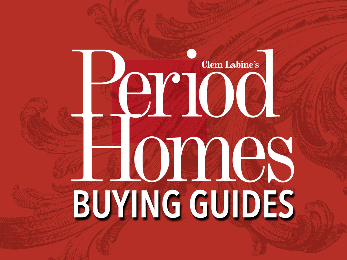 Period Homes Buying Guides