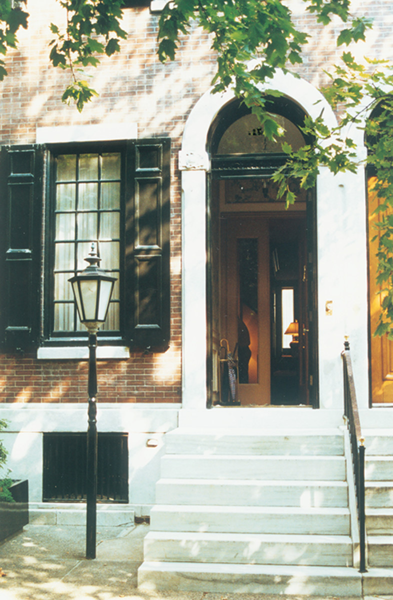 rittenhouse square townhouse