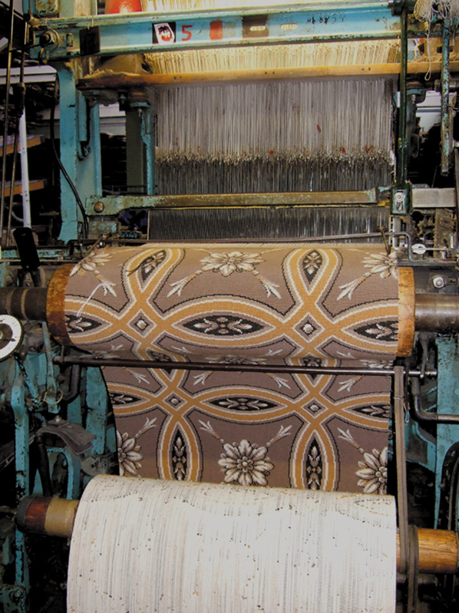 carpet loom