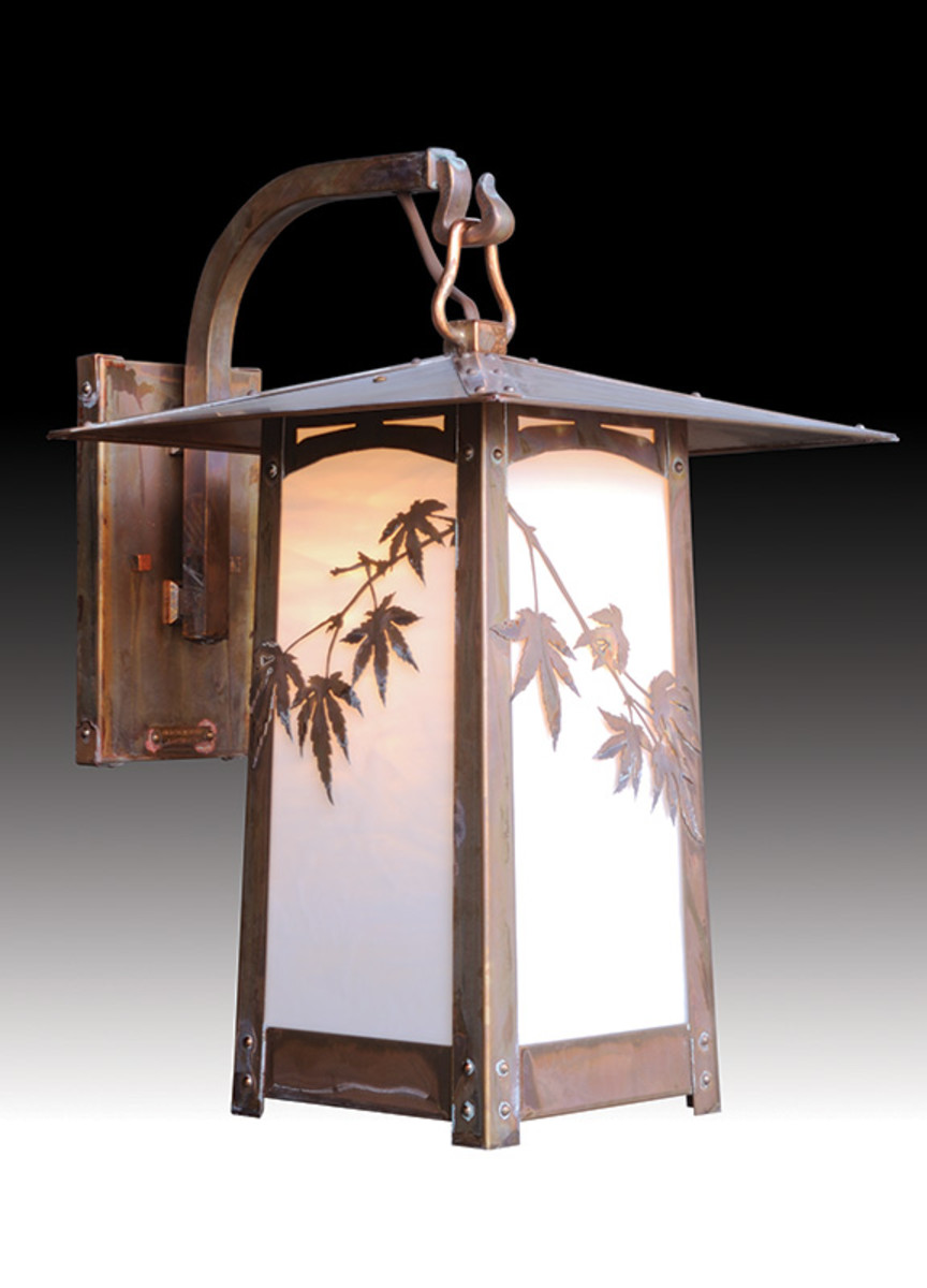 old california lantern