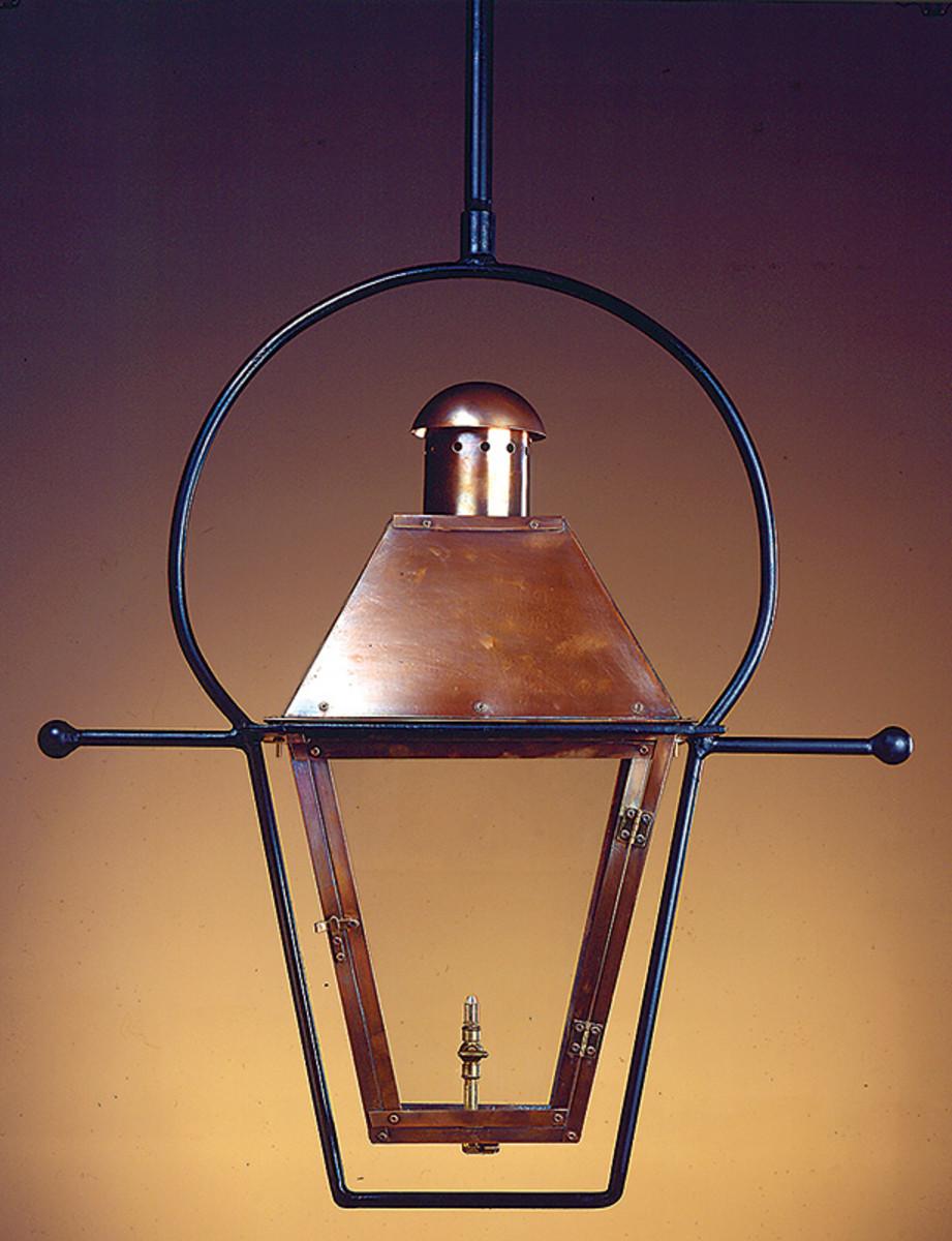 faubourg hanging lantern