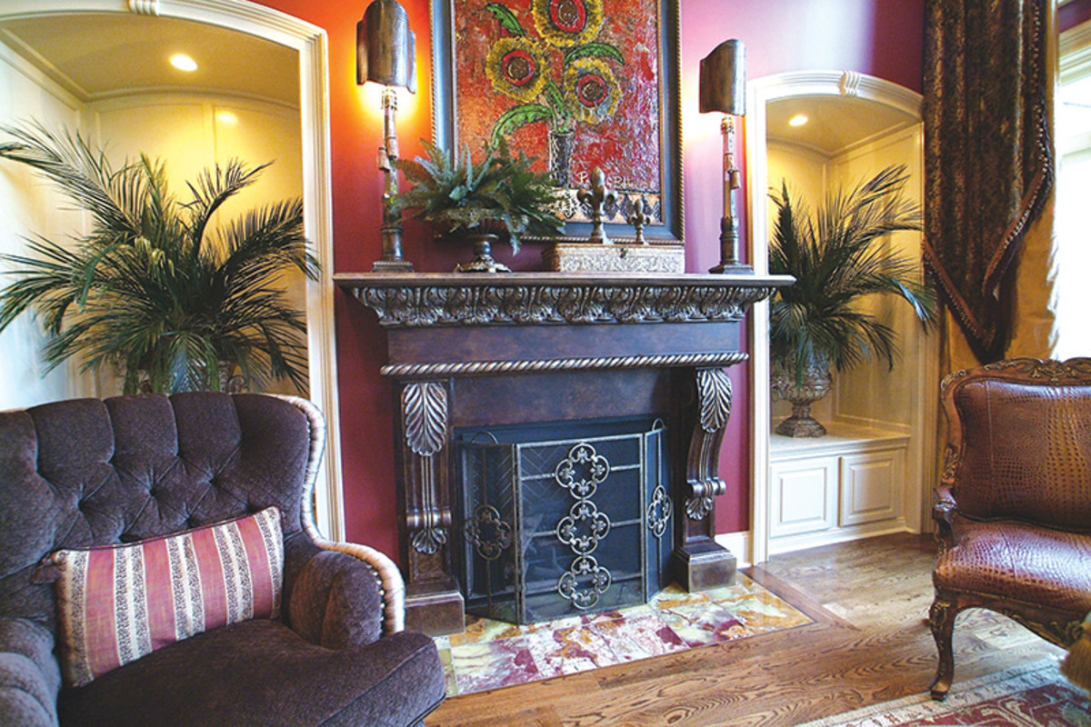 mantels for the historic home period homes magazine