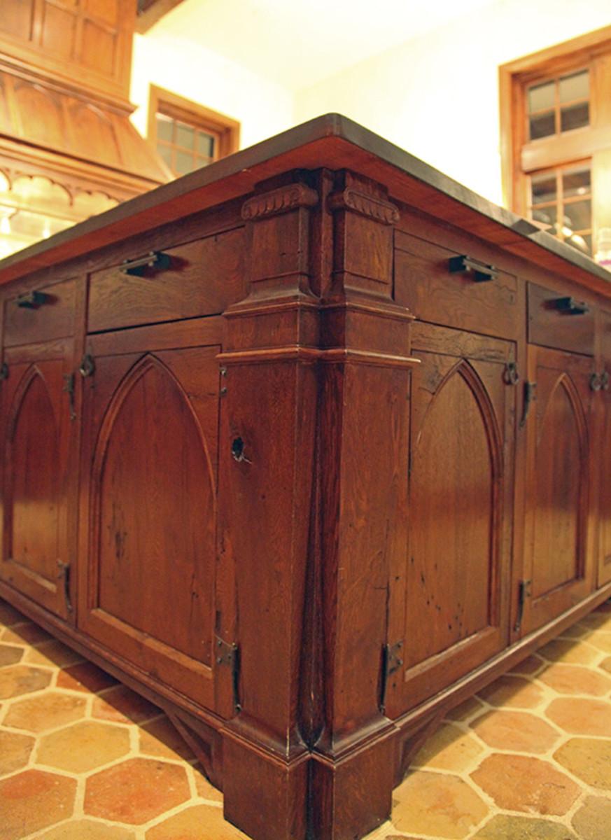 Woodwork  Creating A Tudor Interior