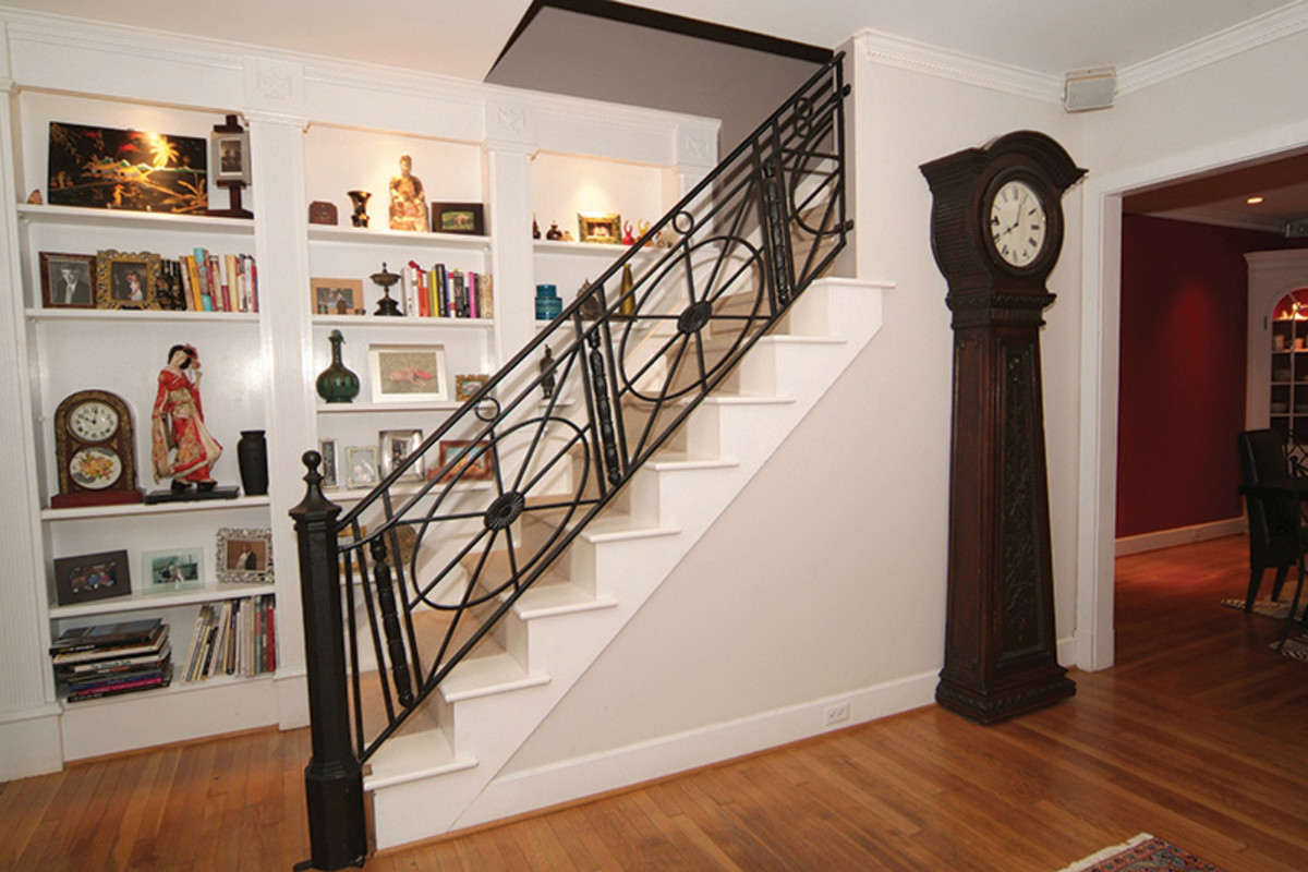architectural antiques stairway