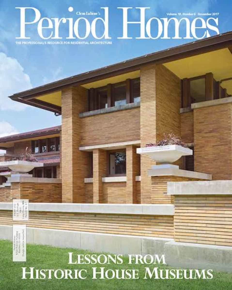Period Homes November 2017 issue