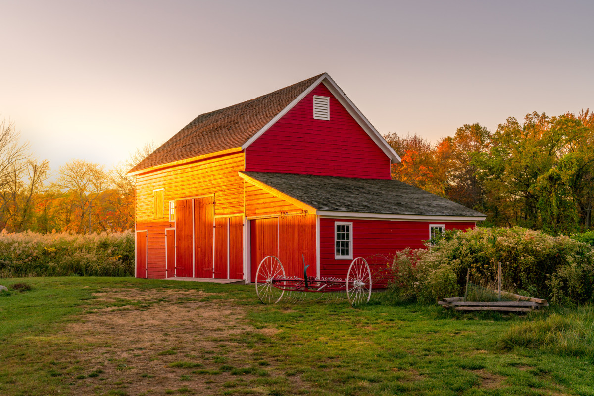 Timber Framing & Barns - Buying Guide: Timber Framing & Barns - Period Homes