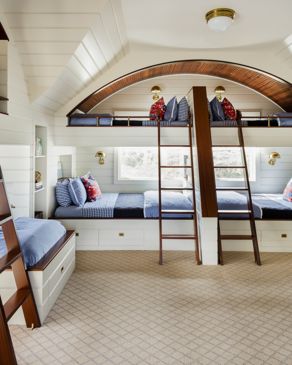 Nantucket Boys' Bunk Room, Bulfinch Awards, Carpenter & Macneille