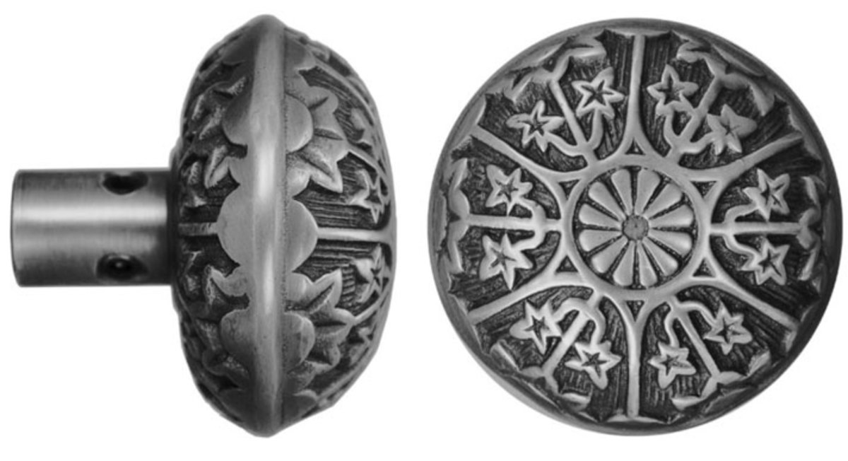eastlake door knobs from vintage hardware & lighting